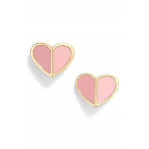 KATE SPADE Heritage Spade Small Heart Stud Earring